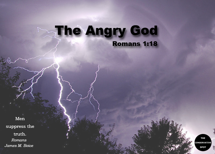 The Angry God