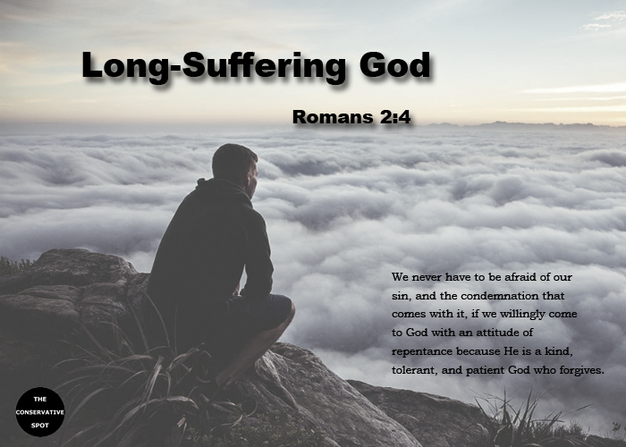 The Long Suffering God